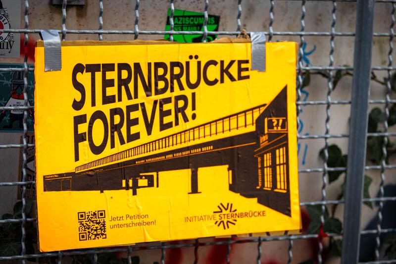 Housing Action Day 2021 Kundgebung: Vida la Bernie, Initiative Sternbrücke, Was knallt am dollsten? & St. Pauli Code JETZT!